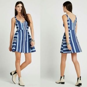 BCBG Generation - Sleeveless fit flare dress